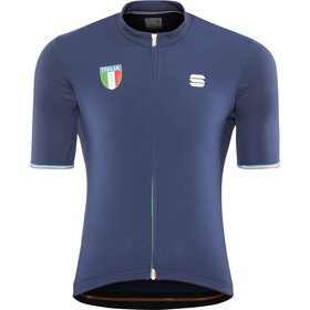 Sportful Italia CL Jersey Herr twilight blue